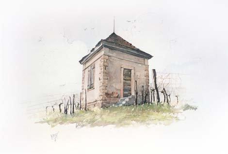 cabane de vignes 1996