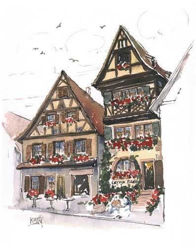 dambach la ville 1999