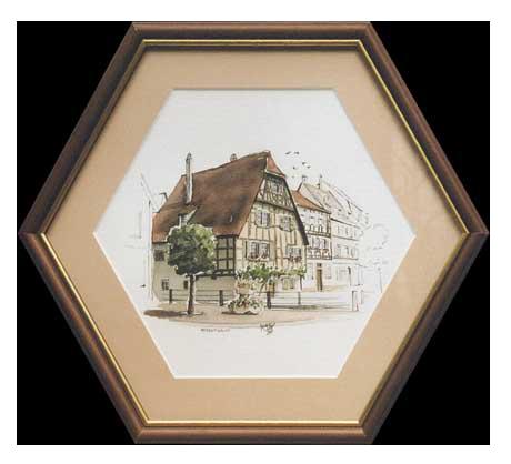 maison alsacienne de wissembourg2 1996