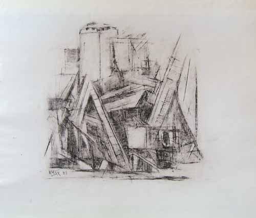 construction d'une démolition
