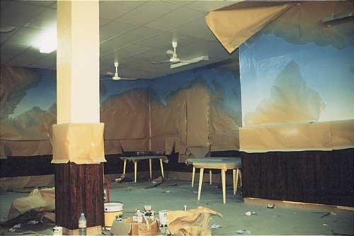 peinture murale 1 salle 2