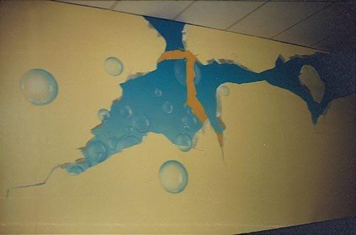 peinture murale 5 salle 2