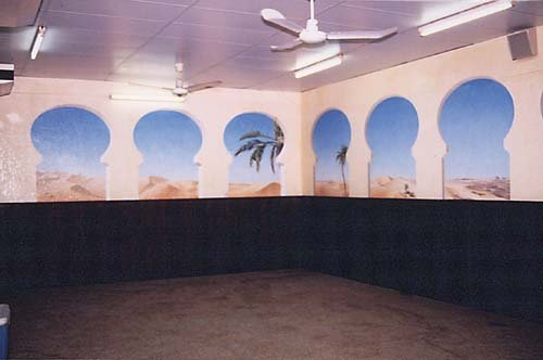peinture murale 3 salle 3