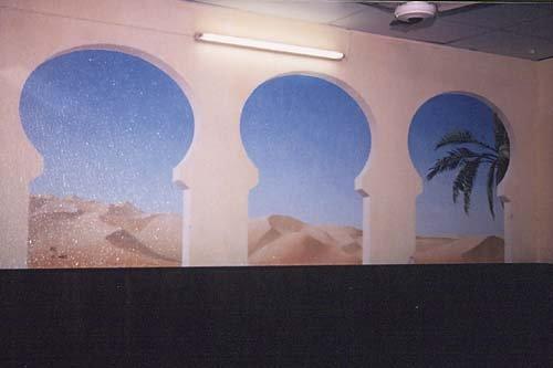 peinture murale 4 salle 3