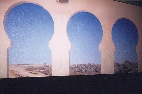 peinture murale 6 salle 3