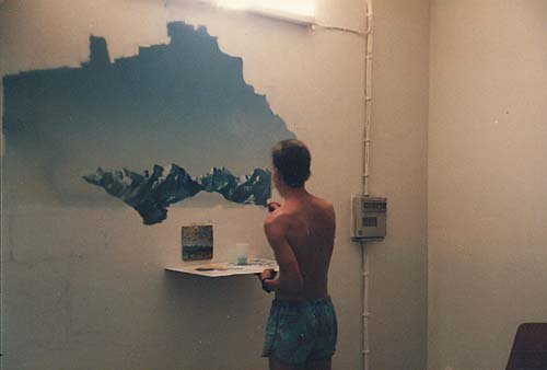 peinture murale 1 salle 1
