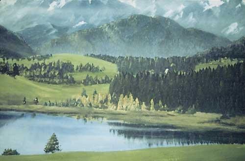peinture murale 3 salle 1