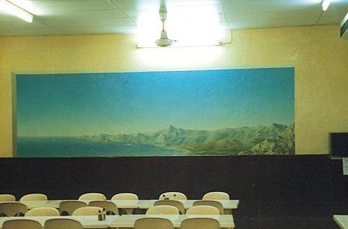 peinture murale 2 salle 4