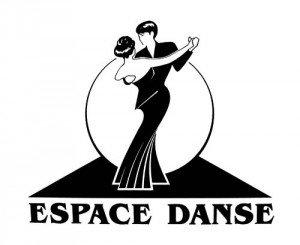 logo espace danse epinal kazy